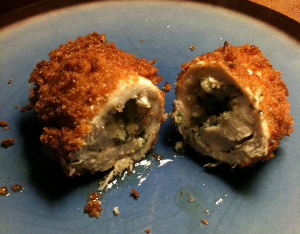 Fnccc 4 Alton Brown Chicken Kiev Fail Waiting For Water To Boil